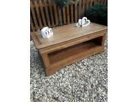 Oak furniture land French farmhouse coffee table