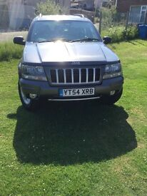 Jeep Grand Cherokee 2.7 CRD sport 5 dr Auto
