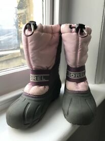 Sorel Snow Boots for Girl Size UK 12