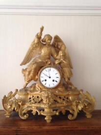 French 8 day clock