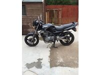KAWASAKI ER 500 06 PLATE IN MINT CONDITION £1675