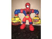 Marvel playskool superhero's