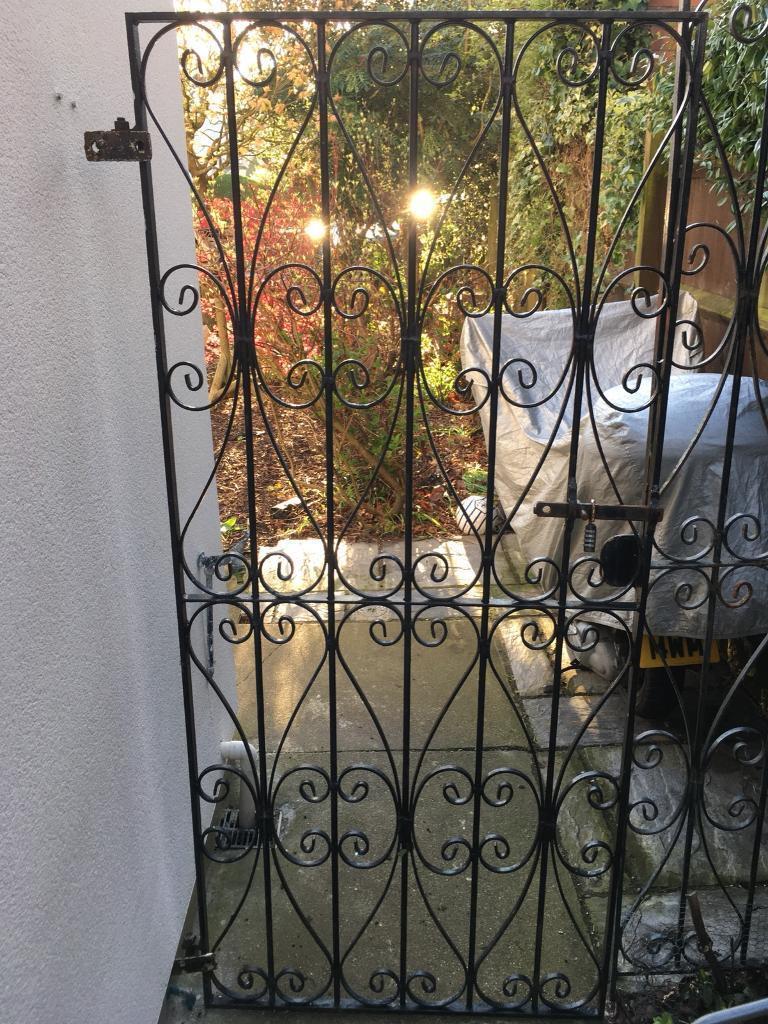 Wrought iron garden gate | in Henleaze, Bristol | Gumtree