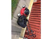 4.5 self drive Honda lawnmower
