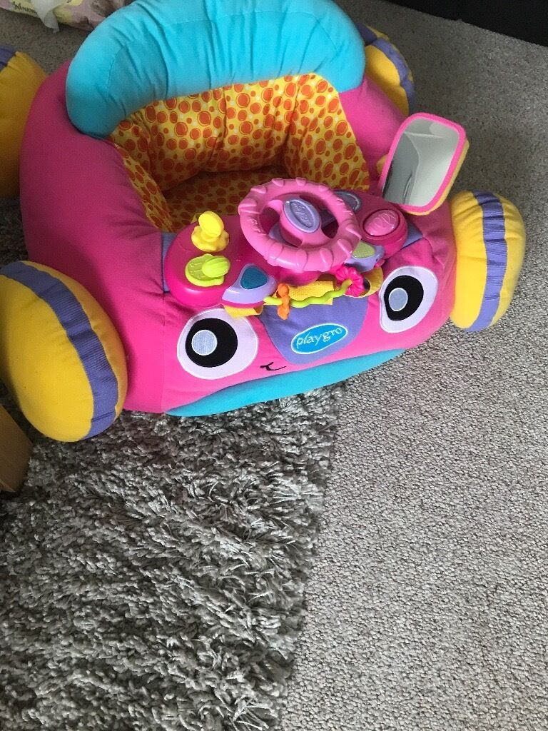 babys soft activity carin Birmingham, West MidlandsGumtree - Babies soft activity car, used twice, great condition. Helps encourage sitting up and development