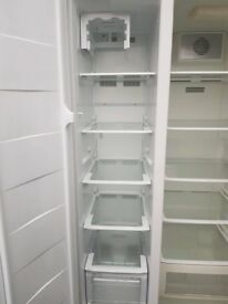 Beko American Fridge Freezer free delivery