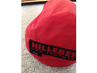 Tent: two person, 3 season - as new (unused) - Hilleberg Rogen (red)