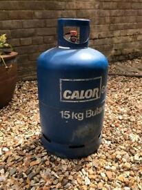 15 kilo Calor gas bottle