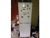 Logik - fridge freezer - six months old - Near Ferndown, Dorset