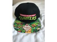 Snapback Teenage Mutant Ninja Turtles Cap/Hat