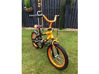 """Kids Strike force 16"""" bike"""
