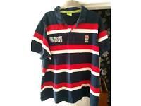 England Rugby Shirt xxxl