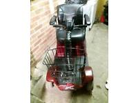 Lifestyle chauffeur mobility scooter in full working order