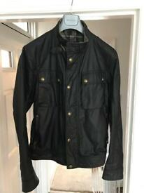 Belstaff Racemaster jacket (size large) near new condition