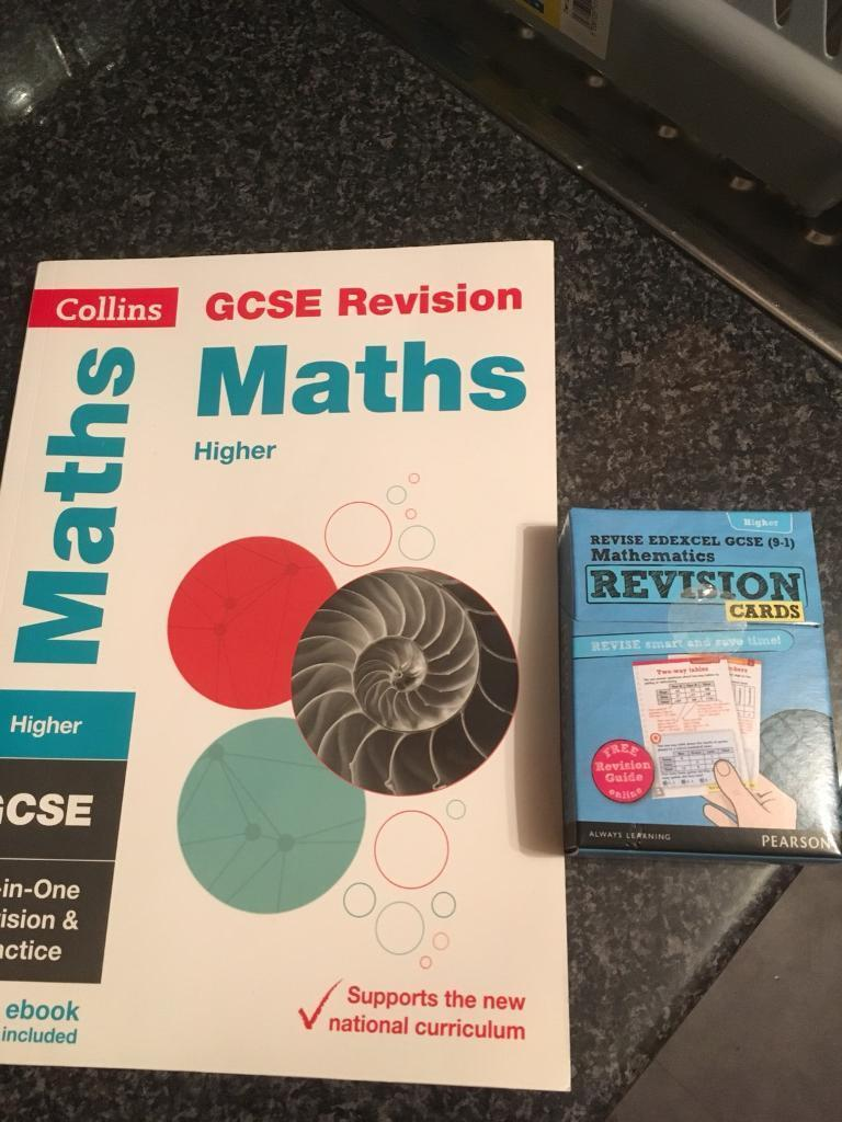 Maths (higher level) revision guides
