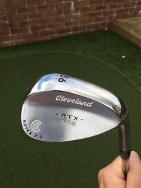 2 No. Cleveland Wedges - Used Twice - reduced to £70