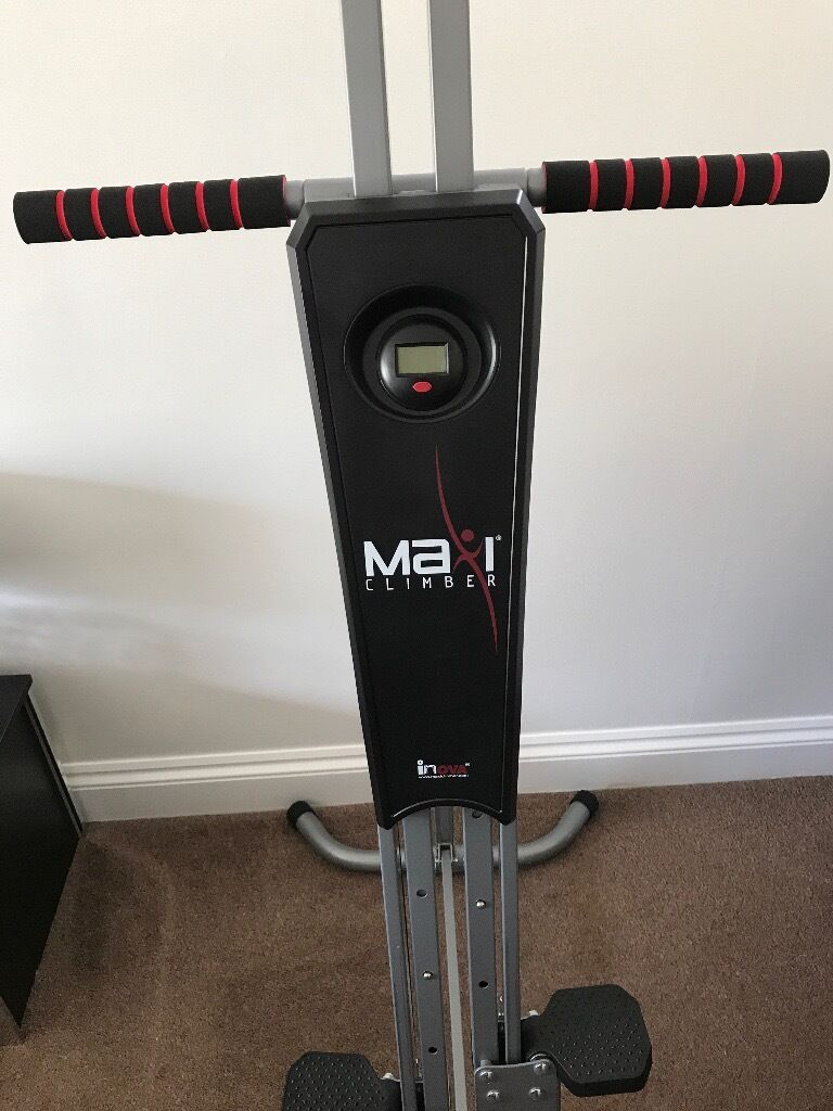 MAXI CLIMBER FITNESS MACHINEin Stalham, NorfolkGumtree - Maxi Climber fitness machine. Designed to simulate rock climbing, this exerciser gives a great cardio vascular and muscle workout for a fitness and health full body workout. The machine is in excellent condition, and comes complete with...