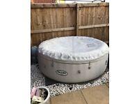 Hot Tub for Sale - lazy spa Paris- sold