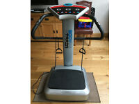Body Train Vibration fitness Plate