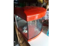 Fish tank lovely condition approx 2ft x12in