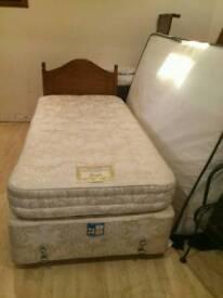 Harrods single bed