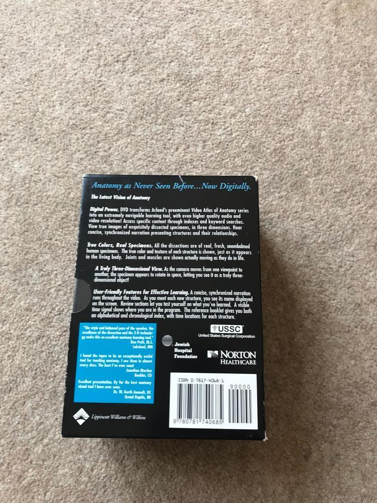Acland dvd atlas