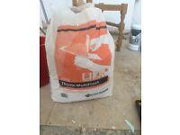 Almost Full Bag of Finish Coat Plaster