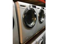 HOOVER 11/7 KG WHITE WASHER DRYER