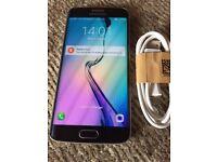 Samsung Galaxy S6 Edge 32gb Gold/Grey UNLOCKED