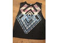 New look festival style top