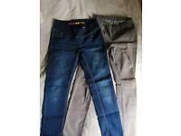 Maternity trousers 42 UK, 40 EU