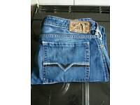 Diesel jeans ( zatiny )
