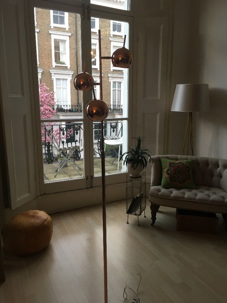 Beautiful BRAND NEW Adjustable Floor Lamp from MADE (Austin Floor ...