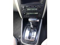 Automatic VW Golf 5 doors hatchback in good condition for quick sale