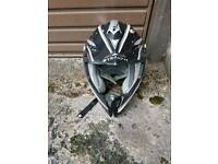 Large MX Helmet