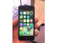 iPhone 5c Blue good condition all networks