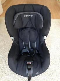Maxi Cosi Axiss Group 1 Car Seat - Black