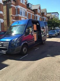 Trading Handy Vans - Man & Van Service, House Removals, Collections & Deliveries, Student Move CHEAP
