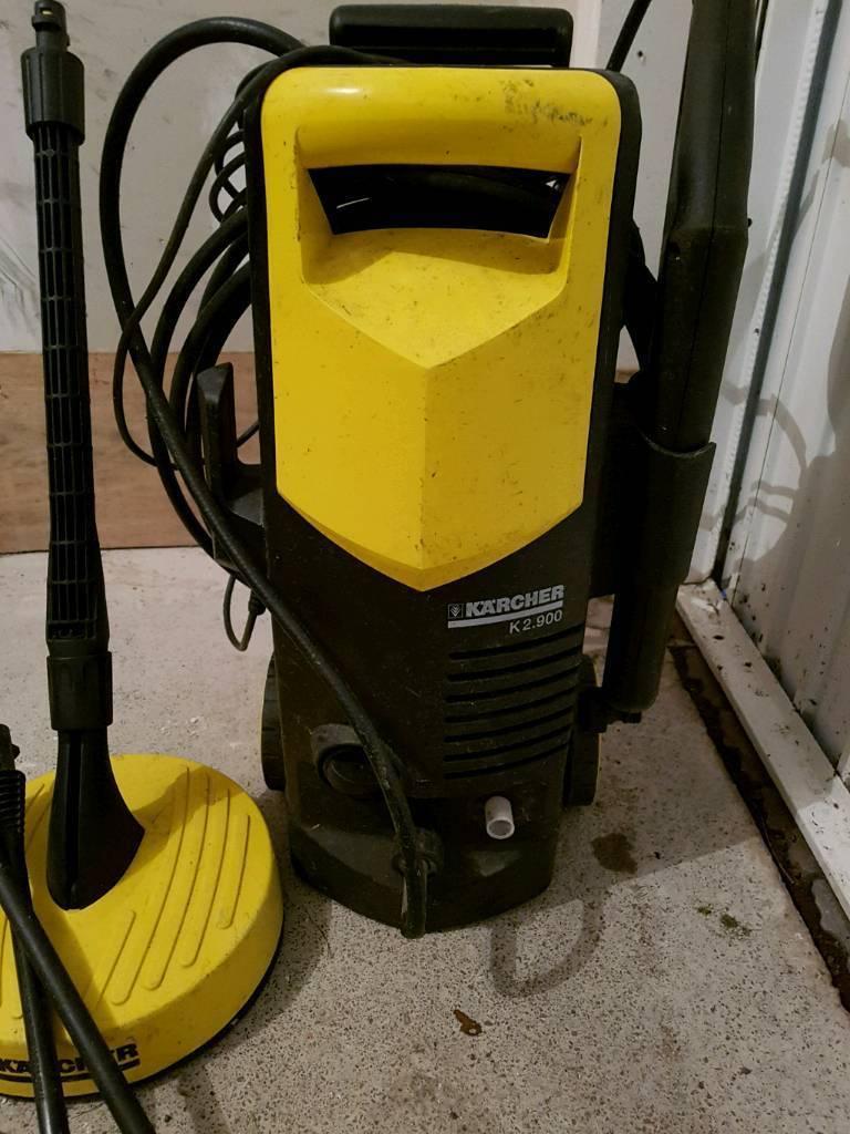 Karcher Pressure Washer Spares Or Repair In Irvine