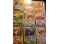 Pokemon cards wotc/ new