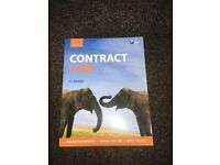 Undergraduate Law Books- Contract Law