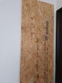 Sheet of OSB, Stirling board