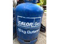 Calor Gas 15kg empty butane bottle