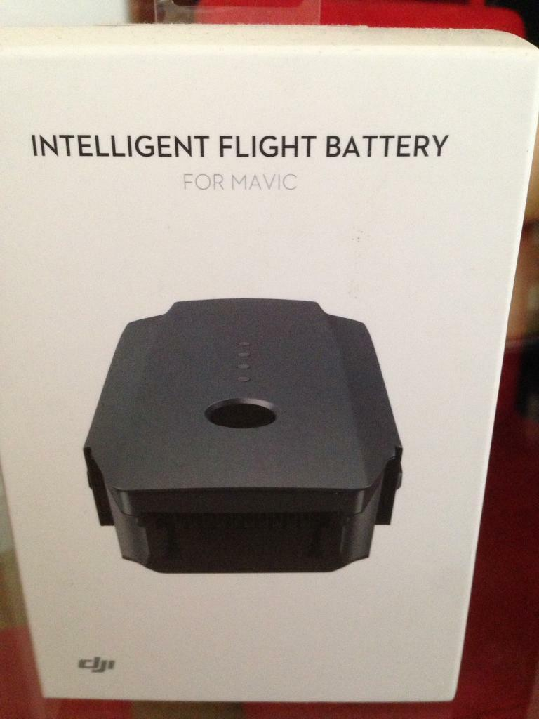 Brand new sealed dji Mavic Pro Intelligent battery.