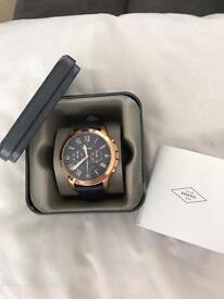 Men's Fossil Chronograph Watch
