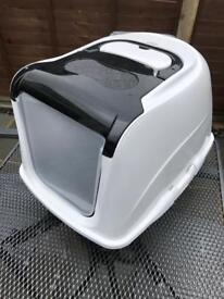 Cat Toilet Litter Tray from Pets At Home