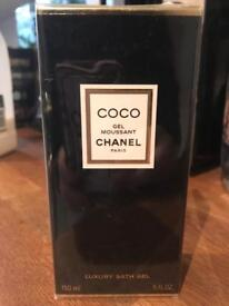 COCO Chanel Gel Moussant Brand New & Sealed