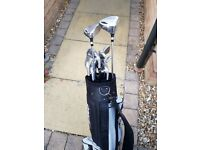 Onyx ZX-Pro Beginner golf club set