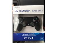 PlayStation 4 controller genuine and brand new.