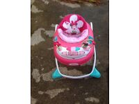 Baby Walker (Minnie Mouse)